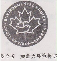 图2-9 加拿大环境标志